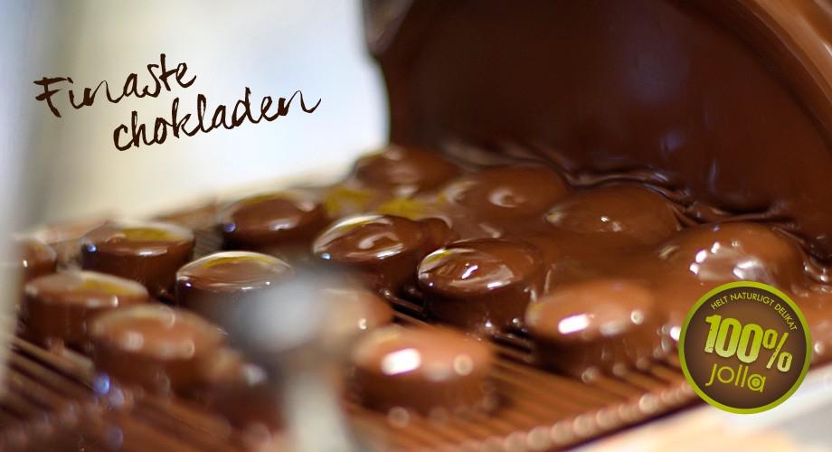Finaste chokladen